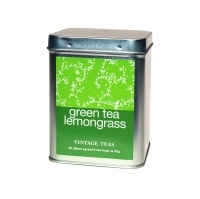 Vintage Teas Loose leaf tea Green with Lemongrass 125g