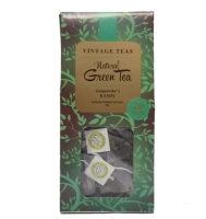Vintage Teas Green tea Gunpowder 2,5 g x 20 pyramid tea bags
