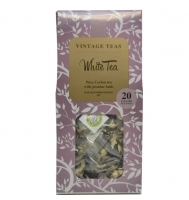 Vintage Teas White tea jasmine buds 2,5 g x 20 pyramid tea bags