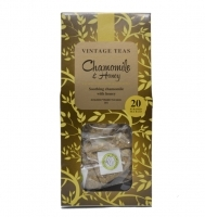 Vintage Teas Chamomile and honey 2,5 g x 20 pyramid tea bags